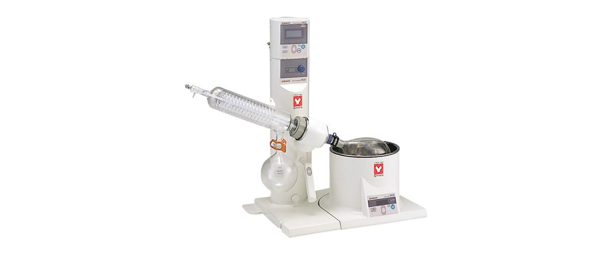 rotaevaporadores automatizados de laboratorio familia