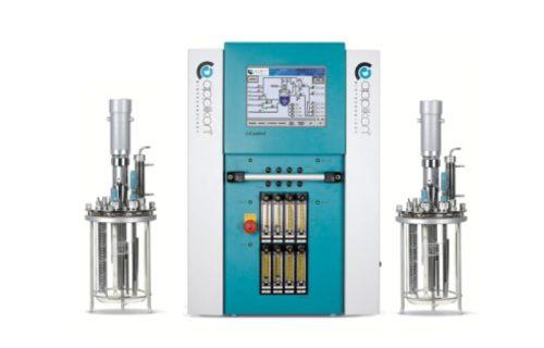 Biorreactores PLC duales o cuádruples