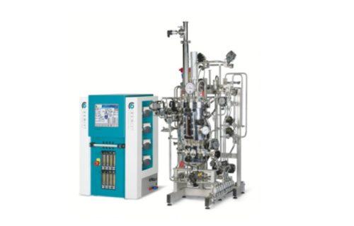 Biorreactores SIP con PLC para laboratorio