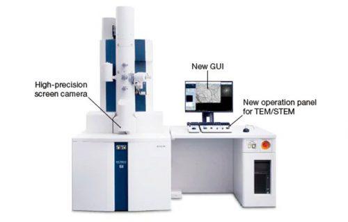 Microscopio electrónico de transmisión serie HT7800